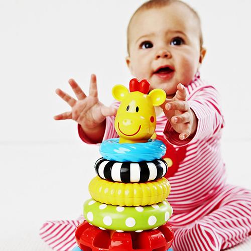 Развитие сенсорных эталонов у детей раннего возраста.